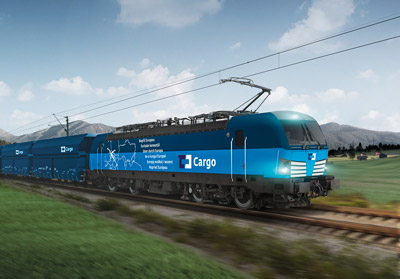 CD Cargo signs contract for 5 Siemens Vectron locomotives
