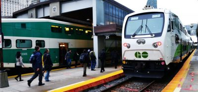 CIB announces $2 billion investment to expand GO Transit