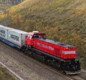 CZ LOKO continues modernisation of Estonian Operail locomotives
