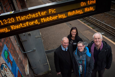 Cheshire to benefit from £260K Customer Information Screens