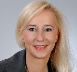 Christine Kraft, Project Manager of ETCS at DB Kommunikationstechnik