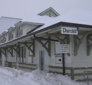 Canadian government commits to repairing rail line in Churchill