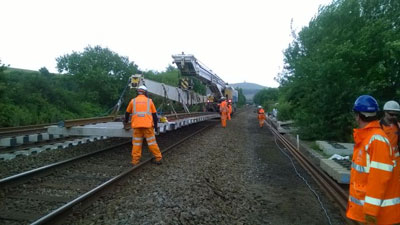 Commissioning work begins on Network Rail's CP5 Framework