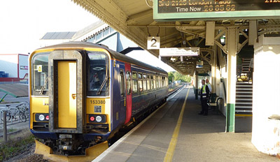 Community rail plan allows greater say on Wiltshire rail services