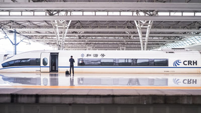 Consortium awarded Chinese high speed sleeper train car contract