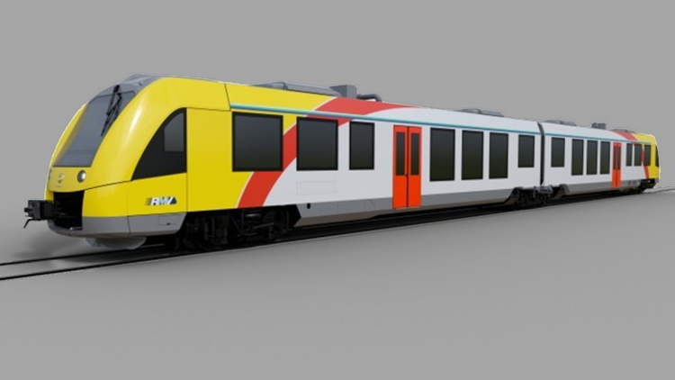 Alstom awarded Germany contract for supply of 30 Coradia Lint trains