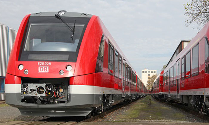 Twenty-five Coradia Lint regional trains have been ordered for Germany