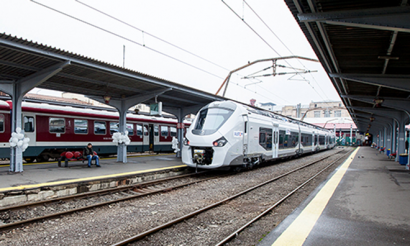 Alstom presents Coradia Polyvalent regional train for Romania