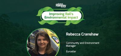 Placing sustainability at the heart of Eurostar operations