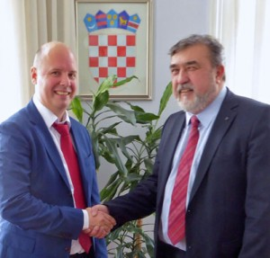 Framework contract for rail maintenance services in Croatia signed