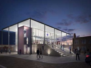 Crossrail to provide new station building at Hayes and Harlington