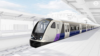 Crossrail Trains