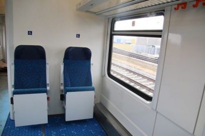 Czech Railways unveils hi-spec coaches on Prague – Hamburg route