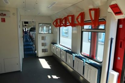 Czech Railways unveils hi-spec coaches on Prague – Hamburg route