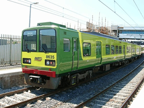 DART Electric multiple unit