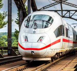Deutsche Bahn sets out 'strong rail' strategy to meet growth targets