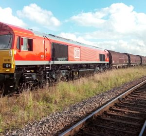 Freight trial in Wolverhampton