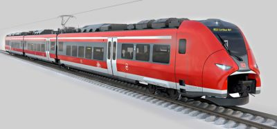 DB Regio orders 18 three-part Mireo trainsets from Siemens Mobility