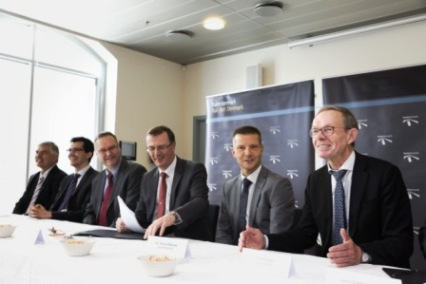 Danish rail electrification contract awarded to Siemens