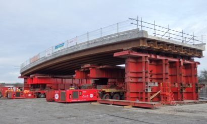 Key milestone reached in Derbyshire railway upgrade