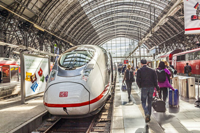 "Rüdiger Grube, CEO of Deutsche Bahn (DB), has told a German newspaper the rail company is planning to introduce driverless trains by as early as 2021. Speaking to Frankfurter Allgemeine Zeitung newspaper, Mr Grube said: ""I expect us to be able to operate parts of our network completely automatically by 2021, 2022 or 2023."" Continuing he said, ""Autonomous driving can be difficult in a complex rail network that includes high-speed and regional passenger and goods trains, but it is possible."" Driverless trains tests already underway Mr Grube also confirmed that the first pilot projects are already underway at a test field which DB constructed in the region of Saxony on the Erzgebirgsbahn. According to reports, trains on test are fitted with cameras and technology aimed at detecting obstacles on the track and halting the train before a collision.  In conclusion, Rüdiger Grube revealed Deutsche Bahn will be establishing Digital Venture GmbH, a new arm of the company which will work with start-ups in creating data focussed business models."
