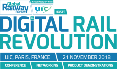 Digital Rail Revolution 2018 logo