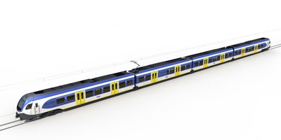 Dutch State Railways signs contract for 58 Stadler FLIRT trains
