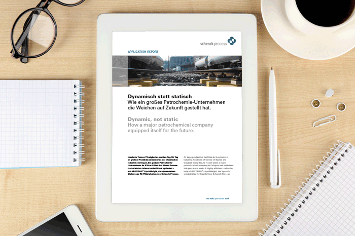 Whitepaper: How a major petrochemical company equipped itself for the future.