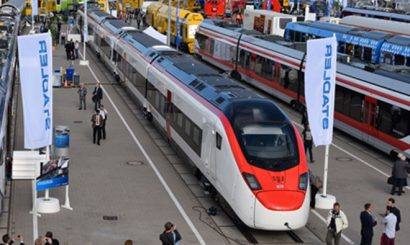 InnoTrans: Stadler unveils EC250 'Giruno' low floor high-speed train