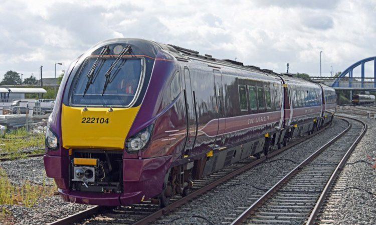 East Midlands Rail (EMR) launch 'new era' for rail services