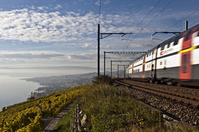 """Switzerland and specifically the Swiss Federal Railways are known for outstanding """"Swiss made"""" quality (Image: © SBB)"""