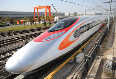A new generation of railways in Hong Kong - train