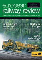 European Railway Review - Issue  2 2015