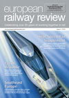 European Railway Review Issue 3 2015
