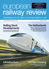 European Railway Review Issue 3 2016