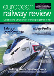 European Railway Review Issue 4 2014