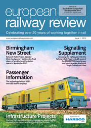European Railway Review Issue #4 2015