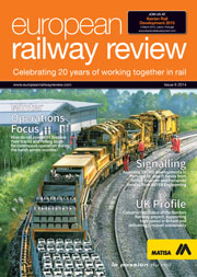 European Railway Review Issue #6 2014