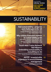 Sustainability Supplement 2014