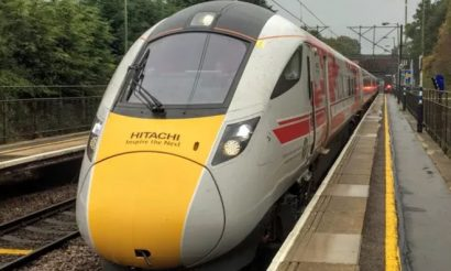 Hitachi tests ETCS digital signalling on intercity trains bound for Great Western route