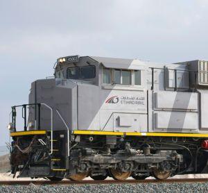 Etihad Rail orders 45 locomotives from Progress Rail Locomotive Inc.
