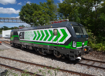 European Locomotive Leasing signs agreement for 50 Vectron locomotives