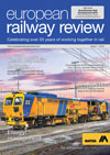 European Railway Review Issue 1 2016
