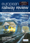 European Railway Review Issue 4 2016