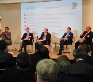 European rail industry discuss future leadership of global supply market