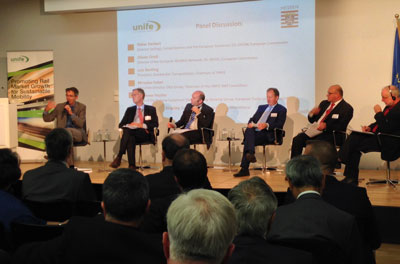 European rail industry discuss future leadership of global supply market