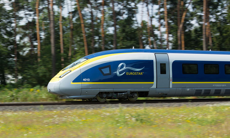 Eurostar announces new environmental commitments for 25th anniversary