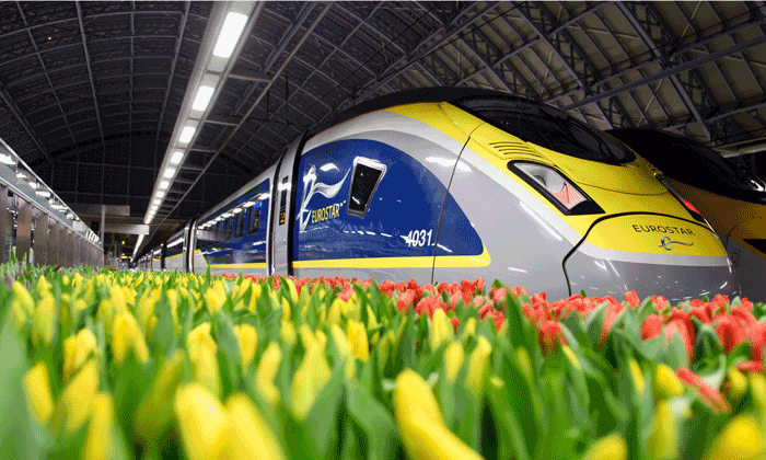 A strong 2017 performance suggests success in 2018 for Eurostar