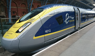 Eurostar reports on Q1 2015 performance