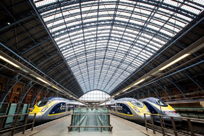 Eurostar passenger numbers remain constant with introduction of e320 trains